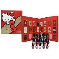O·P·I Hello Kitty 指甲油圣诞日历