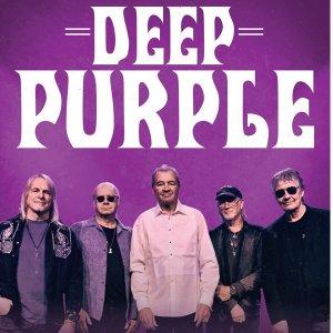 €63起 不同档位优惠不同Deep Purple深紫摇滚乐队 世界巡回演唱会 夏天抵达巴黎