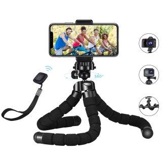 现价£13.99(原价£14.99)拍VLOG 必备的八爪鱼稳定器 相机GoPro都能用