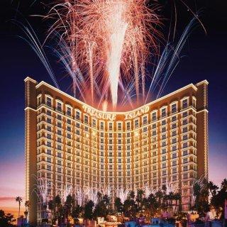 均价低至$30 另有 BOGO 优惠可选拉斯维加斯4星级金银岛酒店 买1赠1 + 额外赠餐或门票