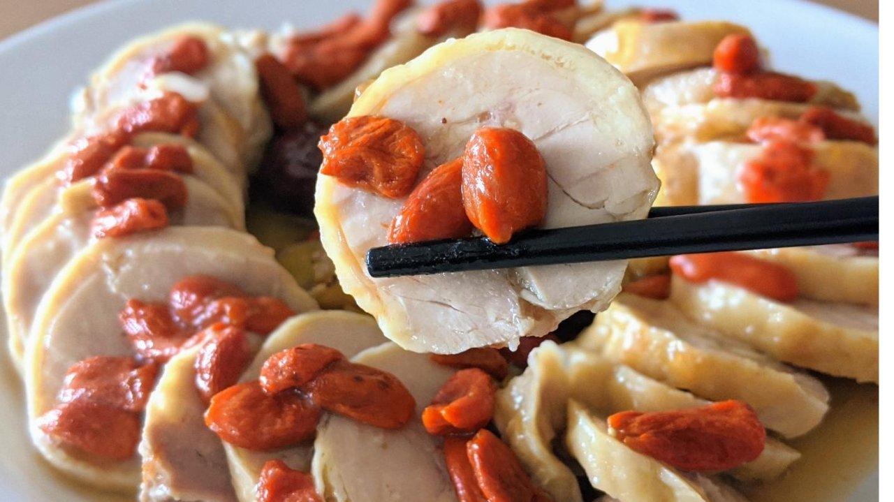 厨房小家电神助手-Instant Pot食谱|色香味具全的贵妃醉鸡腌制入味扑鼻