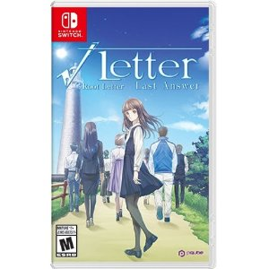 Root Letter for $26.99Nintendo Switch Digital Games on Sale