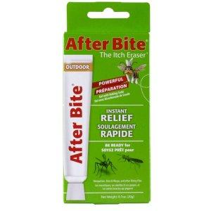$4.97(原价$5.99) 宋祖儿同款After Bite 蚊虫叮咬止痒膏 迅速消肿 止痒有奇效