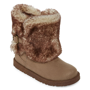 de2097cc3bf3 Girls Boots   JCPenney Buy 1 Get 2 For Free - Dealmoon