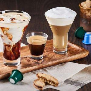$29.75(原价$39.9)收60颗Rosso 咖啡胶囊 Nespresso 咖啡机配套 混合装6种风味