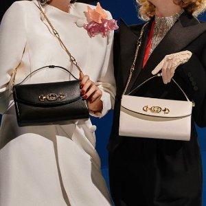 低至6折 经典乐福鞋、小白鞋有货 码不全Gucci 经典美包美鞋折扣热卖 新款Zumi罕见有折 速抢!