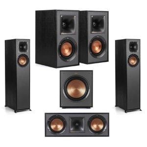 低至 $649.99Klipsch 5.1声道家庭影院系统最低4折,多款套装参与