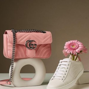 变相7.9折+包税 $830收相机包Gucci 夏季大促海量上新 全新马卡龙系列首次参加