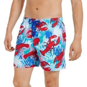 小龙虾短裤