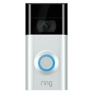 黑五预告:Ring Video Doorbell 2 智能门铃
