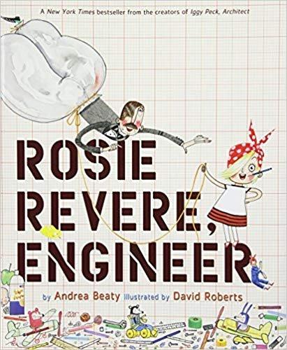 童书 Rosie Revere, Engineer
