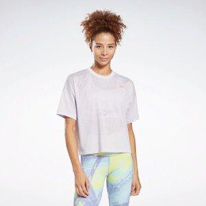 ReebokMYT Mesh T-Shirt