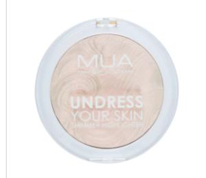 MUA Undress Your Skin Highlighting Powder - Peach Diamond   Superdrug