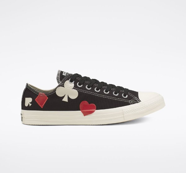 Chuck Taylor All Star Queen of Hearts 低帮