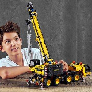LEGO Technic Mobile Crane 42108 (1,292 Pieces)
