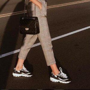 $59.98包邮(原价$90)Skechers 黑白熊猫鞋 老爹鞋届的OG 走出2米8气场