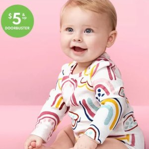 Up to 50% OffCarter's Back to School Sale