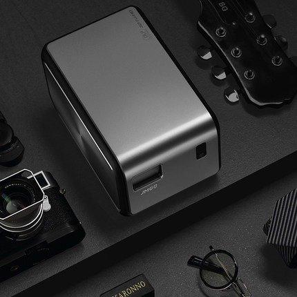 坚果投影仪J6S家用高清1080P智能微型无线wifi无屏电视家庭投影机