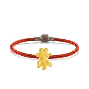 Charme 'Blessings & Culture' 999 Gold Goldfish Charm | Chow Sang Sang Jewellery eShop