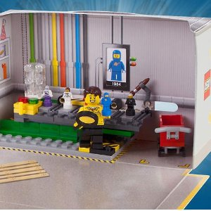 Free Celebrate 40 Years of the MinifigureWith $75 Purchase @ LEGO®