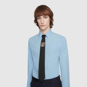 定价优势 超高性价比Gucci 领带惊喜热卖 送爸爸、男票都超棒 精致小礼物