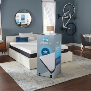Up to 70% offSelect Simmons Beautysleep/Beautyrest Memory Foam Mattress on Sale @ Buydig