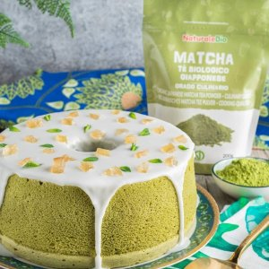 100克€9.99 春季专属清新NaturaleBio 高品质抹茶粉 做奶茶做咖啡做甜品都可以哦