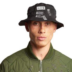 Boy LondonLogo 渔夫帽
