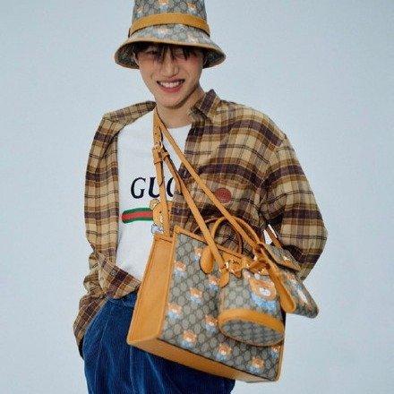 Gucci x KAI金钟仁Gucci x KAI金钟仁