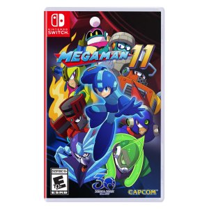 Mega Man 11 (Nintendo Switch / PS4 / Xbox One)