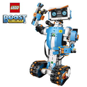 $149.99 (原价$199.99)LEGO 乐高 17101 BOOST 5合1智能可编程机器人