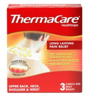 ThermaCare 发热贴