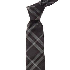 Burberry条纹领带