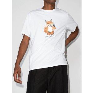 Maison KitsuneMAISON KITS T恤