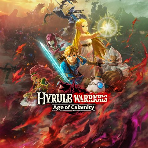 $59.88Hyrule Warriors: Age of Calamity - Nintendo