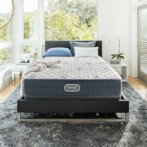 Up to $200 off + FREE Pillows & Protectorwith Kenosha Mattress Purchase @ US-Mattress