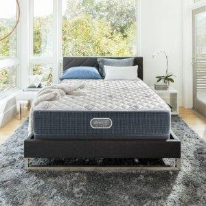 最高立减$320 + 额外最高减$25US-Mattress 席梦思睡美人银标系列床垫促销