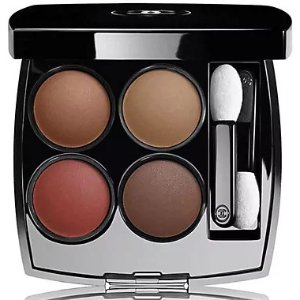 ChanelLes 4 Ombres Eyeshadow Quad 四色眼影盘