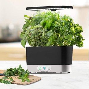 $129.99(原价$174.99) 送种子AeroGarden 室内果蔬水培装置 种菜可以so easy