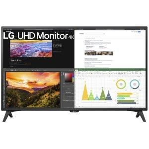 """LG 43UN700T-B 43"""" 4K IPS USB-C HDR10 Monitor"""