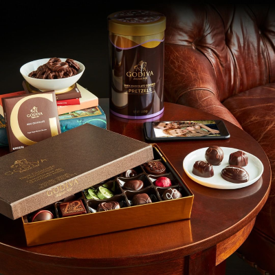30% offGodiva Festival Truffles Collection Gift Box Offer