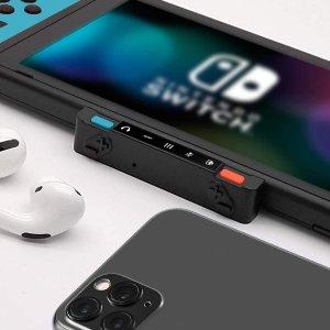 $46.99(原价$59.99)Switch主机专用 音频蓝牙发射器 耳机党福音