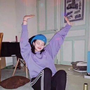 5折起!封面香芋紫卫衣£92Acne Studios 最全大促 冷帽、围巾、T恤卫衣、大衣等全都有