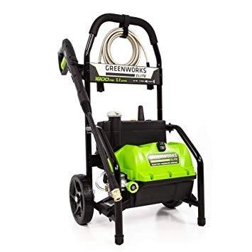 Greenworks 1800 PSI 1.1 GPM 电动高压清洗机