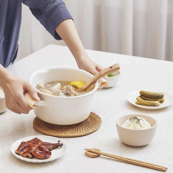 日本搪瓷汤锅2.3QT 多色可选