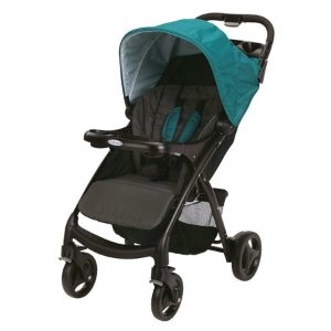 Graco Baby Verb Click Connect Stroller - Sapphire
