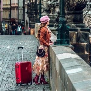 低至5折+直邮中美多款 Samsonite 新秀丽行李箱,让你夏天美美出行