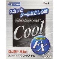 日本参天COOL FX眼液水护眼液药水滴眼洗眼液缓解疲
