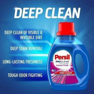 $5.49(原价$7.99)Persil 深层清洁 强效洗衣液 抗褪色 持久清香 1.18升家庭装