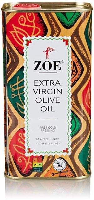 Zoe 特级初榨橄榄油 1L
